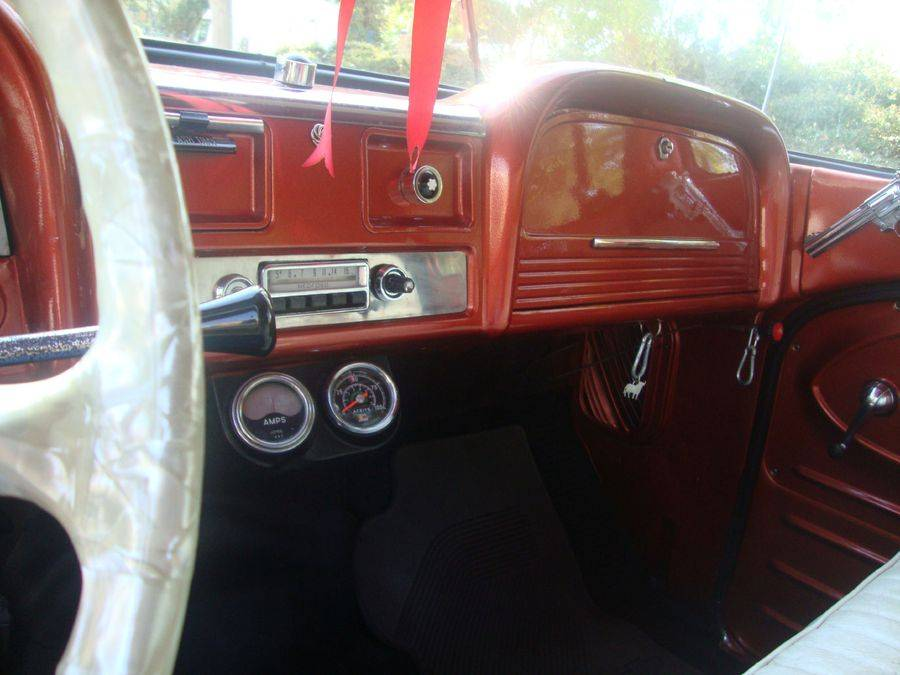 Chevrolet Apache 1961 Dashboard  for Sale in Marbella Malaga Spain