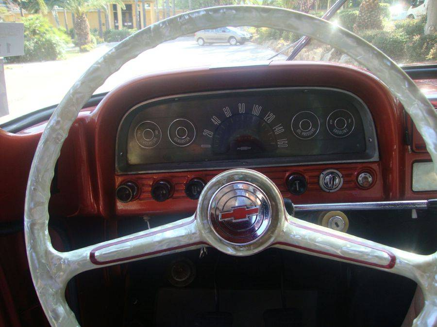 Chevrolet Apache 1961 Steering wheel  for Sale in Marbella Malaga Spain