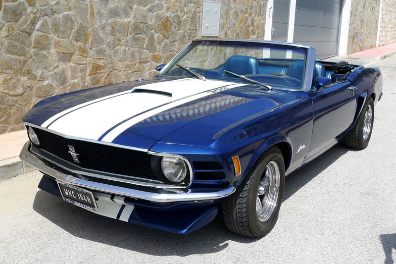 Mustang For Sale Marbella 11