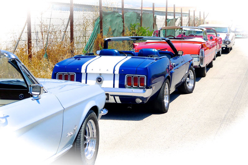 Mustang For Sale Marbella 9