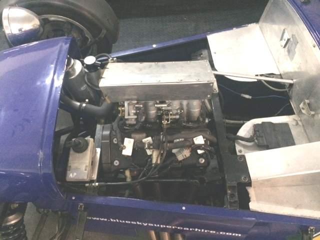 Lotus 7 Garbi for sale marbella malaga spain 6