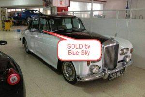Bentley S3 1962