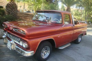 Chevrolet Apache 1961