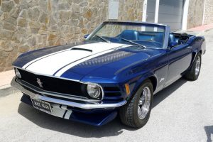 1970 Ford Mustang Convertible 302