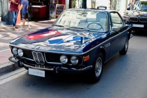 BMW 2800 CS Aut