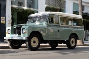 Land Rover 109 Series Restored