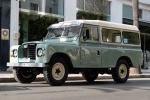 Land Rover 109 Series Restored