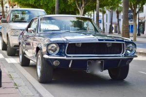 Ford Mustang 289 Coupé '67