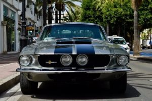 Ford Mustang Fastback '67 Big Block - Shelby Tribute
